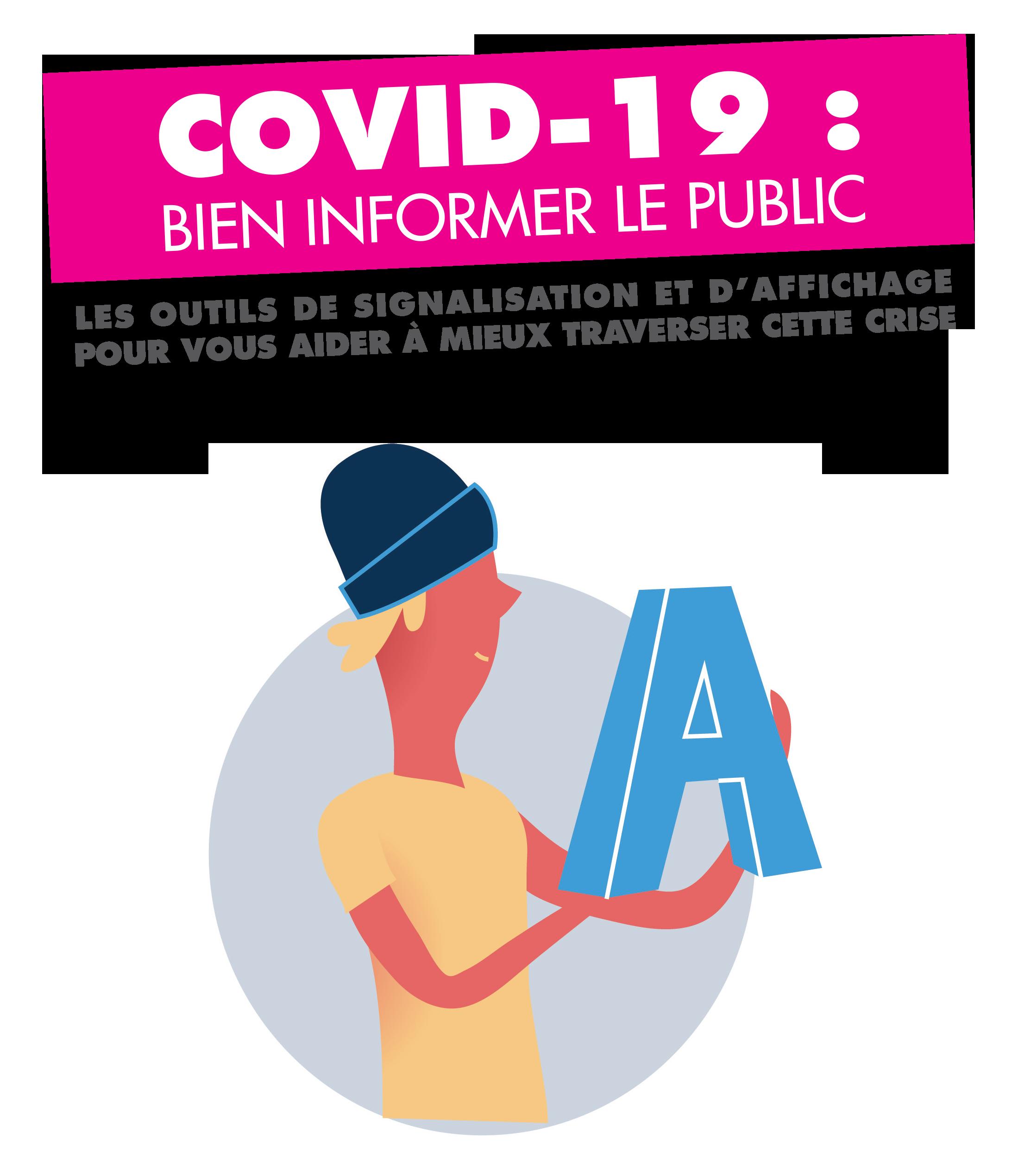 Nos offres pour le COVID-19