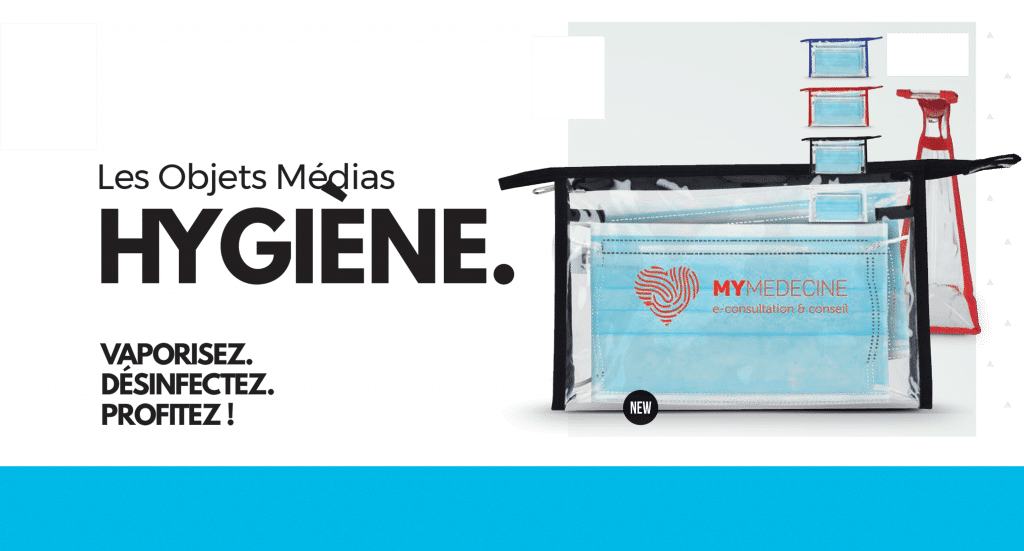 Objets médias : Hygiène
